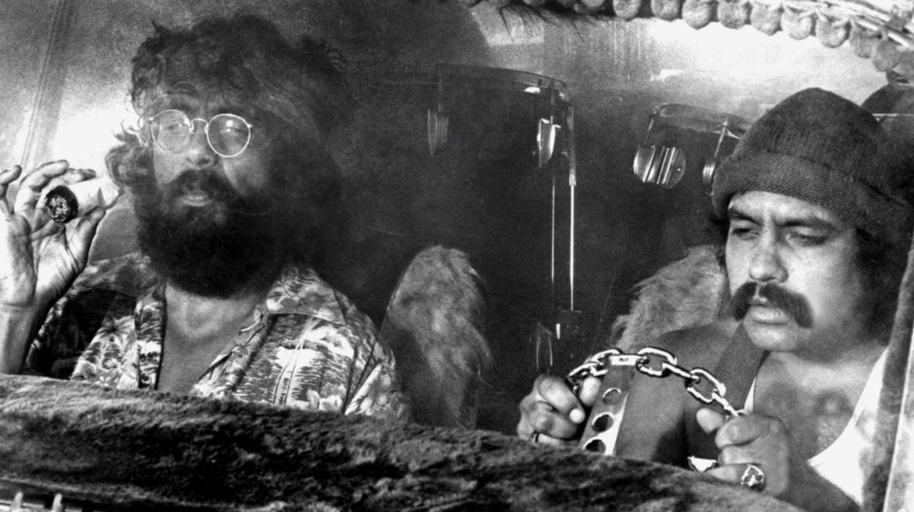 Cheech and Chong bestcoffeeshopamsterdambestfriends